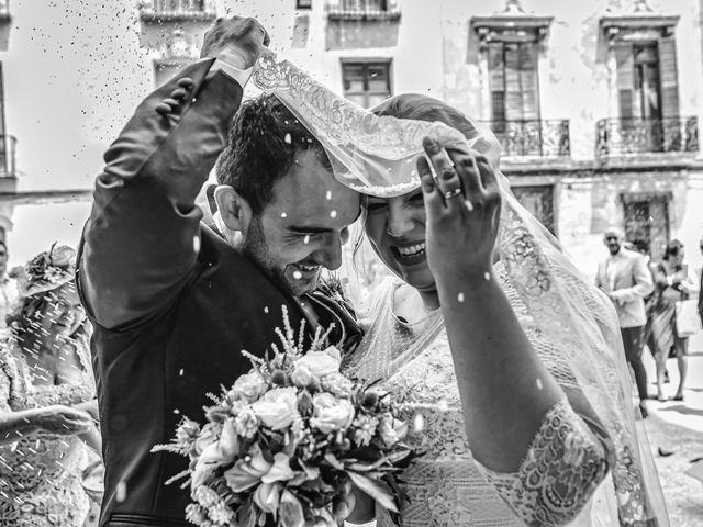 La boda de Elisabet y Rubén