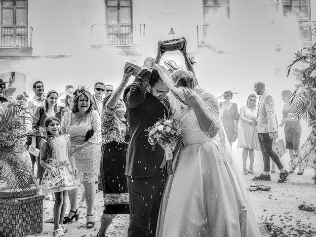 La boda de Rubén y Elisabet en Nules, Castellón 29