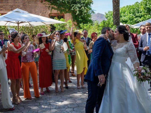 La boda de Rubén y Elisabet en Nules, Castellón 34