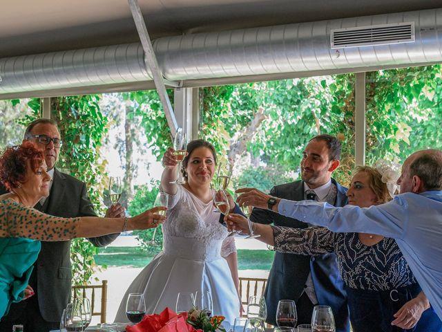 La boda de Rubén y Elisabet en Nules, Castellón 45
