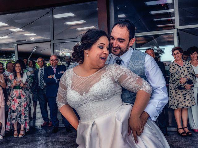 La boda de Rubén y Elisabet en Nules, Castellón 51