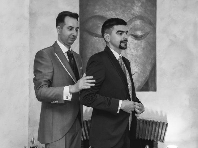 La boda de Carlos y Iván en Guadarrama, Madrid 2