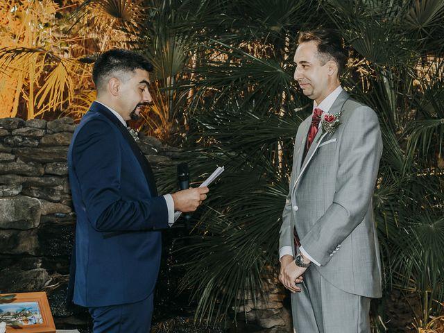 La boda de Carlos y Iván en Guadarrama, Madrid 25