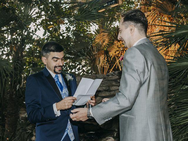 La boda de Carlos y Iván en Guadarrama, Madrid 27