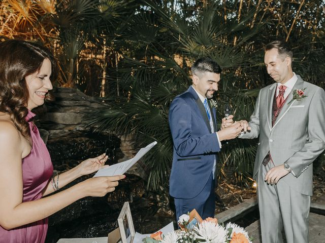 La boda de Carlos y Iván en Guadarrama, Madrid 28
