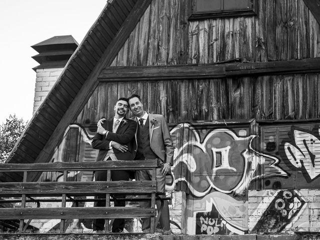 La boda de Carlos y Iván en Guadarrama, Madrid 30