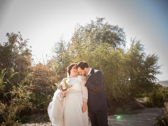 La boda de Lucía y José Carlos