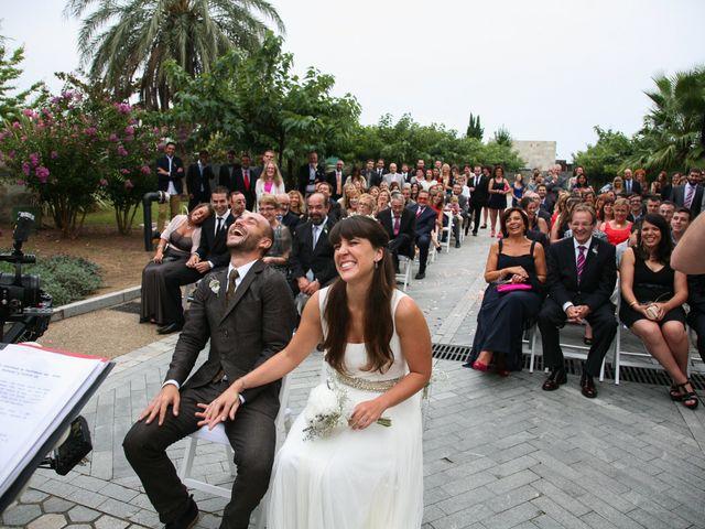 La boda de Isaac y Mireia en Tarragona, Tarragona 123