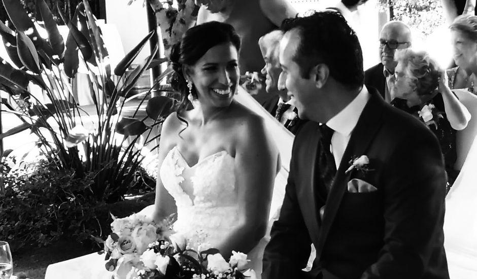La boda de Diego y Noelia en Alhaurin De La Torre, Málaga