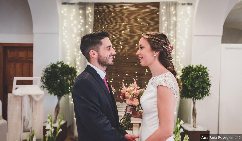 La boda de Ramón y Nieves en Pozoblanco, Córdoba