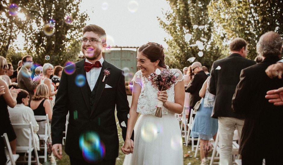 La boda de Jordi y Júlia en La Fuliola, Lleida