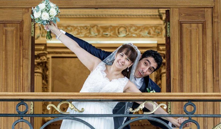 La boda de Julian y Cristina en Palencia, Palencia