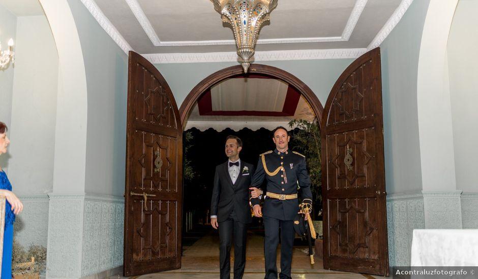 La boda de Alfonso y Carlos en Granada, Granada