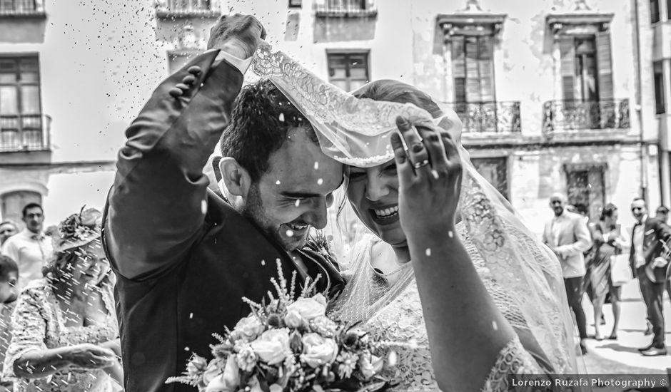 La boda de Rubén y Elisabet en Nules, Castellón