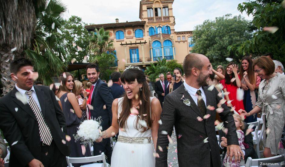 La boda de Isaac y Mireia en Tarragona, Tarragona
