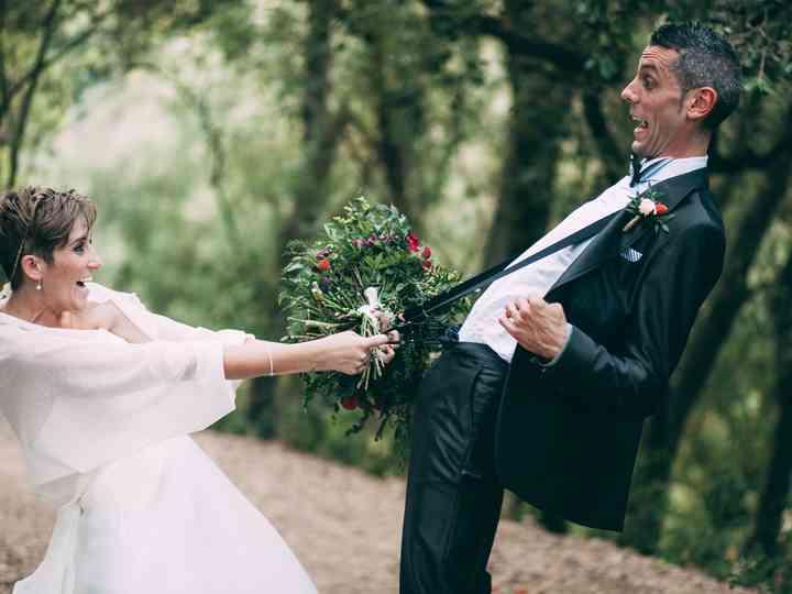 La boda de Yeye y Bichu