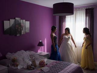 La boda de Jessi y Sergio 1