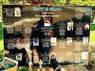La boda de Marta  y Sergi 3
