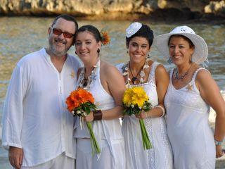 La boda de Laura y Mar