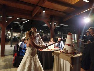 La boda de Jessica  y Miguel Angel  2