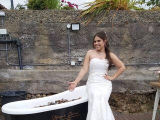 La boda de Safiro Stefany  y Daniel  1