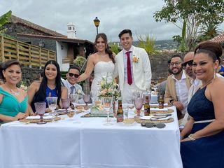 La boda de Safiro Stefany  y Daniel
