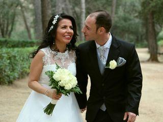 La boda de Livia Rosa y Ivan