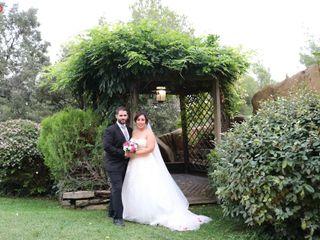 La boda de Marina y Ivan