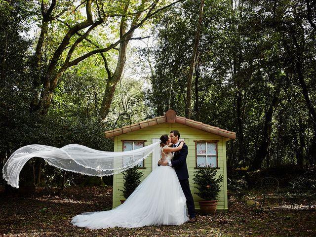 La boda de Samay y Alberto