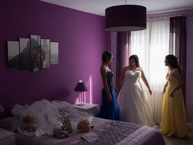 La boda de Sergio y Jessi en Yunclillos, Toledo 4