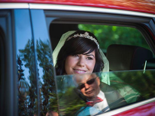 La boda de Sergio y Jessi en Yunclillos, Toledo 7