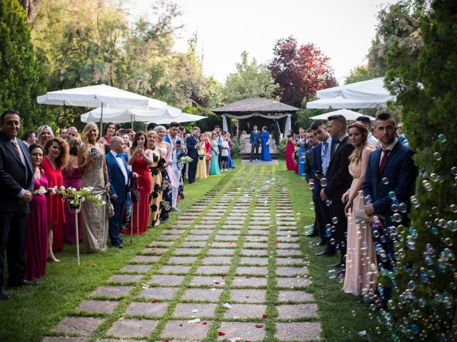La boda de Sergio y Jessi en Yunclillos, Toledo 8