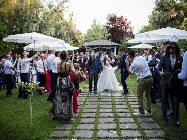 La boda de Sergio y Jessi en Yunclillos, Toledo 9