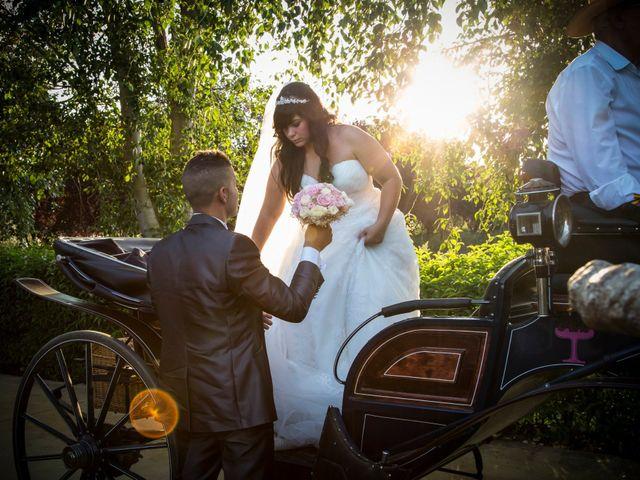 La boda de Sergio y Jessi en Yunclillos, Toledo 10