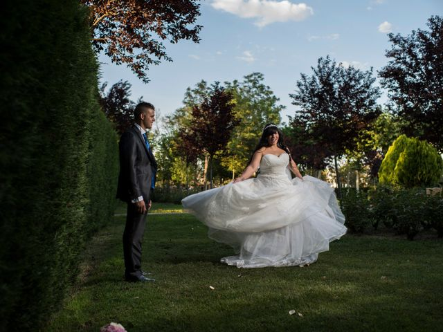 La boda de Sergio y Jessi en Yunclillos, Toledo 2