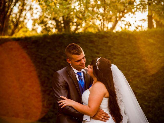 La boda de Sergio y Jessi en Yunclillos, Toledo 11