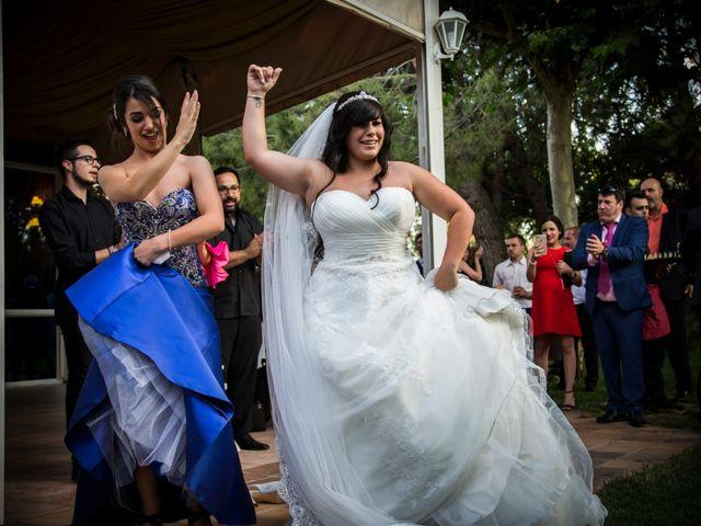 La boda de Sergio y Jessi en Yunclillos, Toledo 12