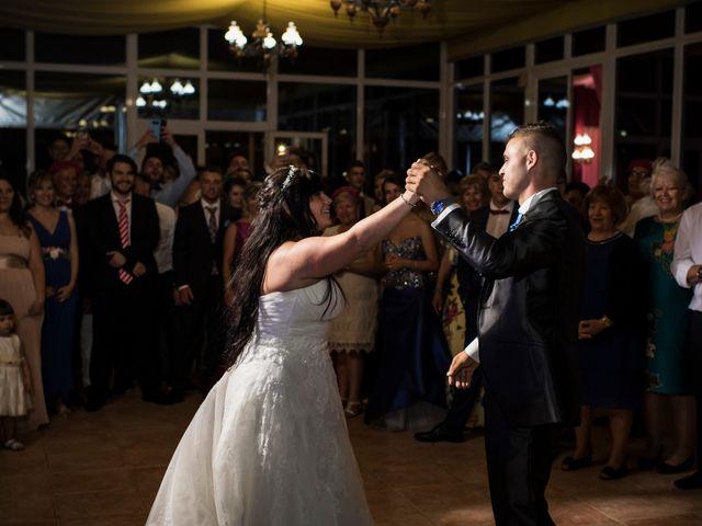 La boda de Sergio y Jessi en Yunclillos, Toledo 13