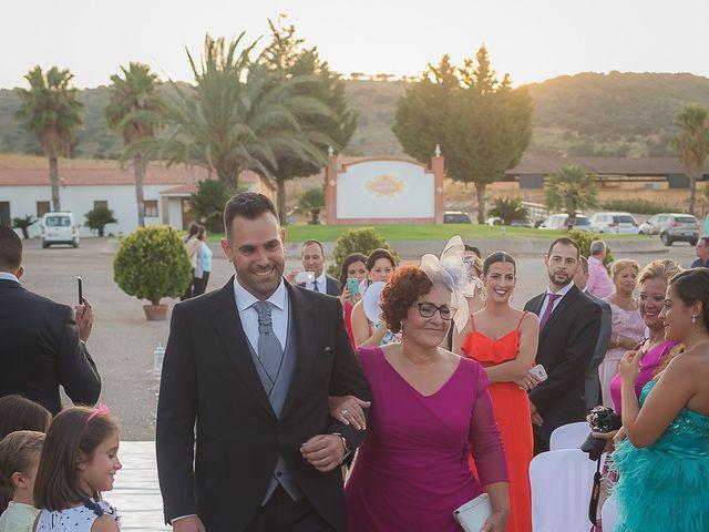 La boda de Jesús y Alejandra en Cantillana, Sevilla 14