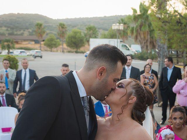 La boda de Jesús y Alejandra en Cantillana, Sevilla 21