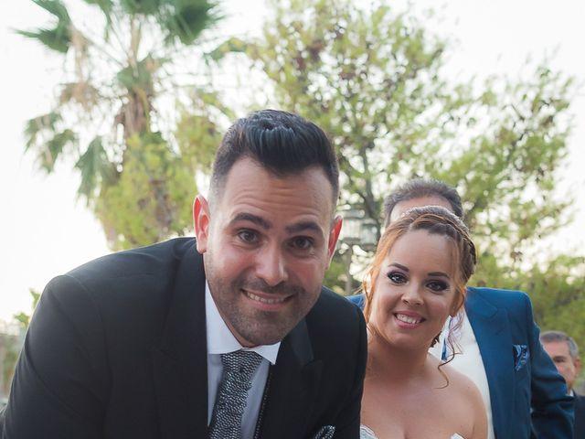 La boda de Jesús y Alejandra en Cantillana, Sevilla 28