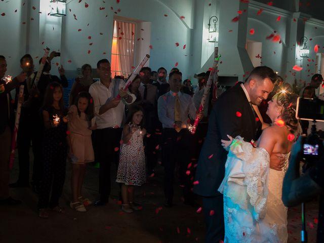 La boda de Jesús y Alejandra en Cantillana, Sevilla 46