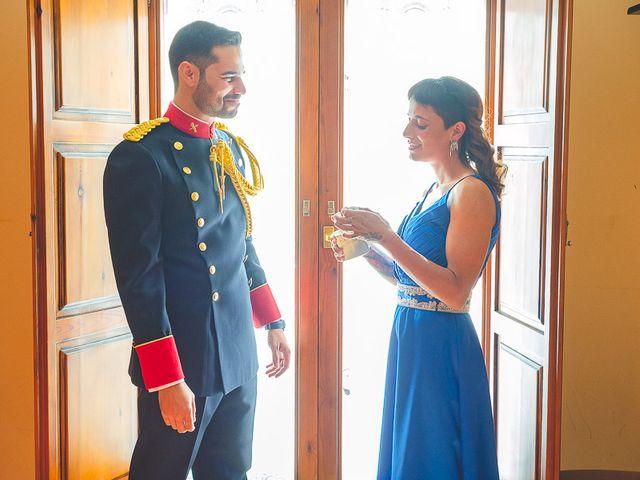La boda de Saul y Rocío en Almazan, Soria 19