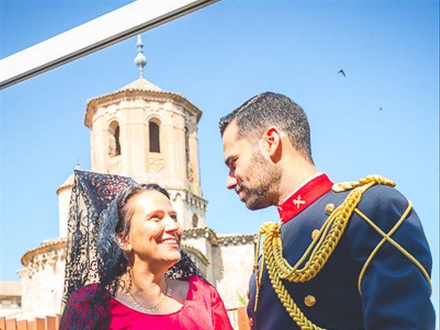 La boda de Saul y Rocío en Almazan, Soria 21