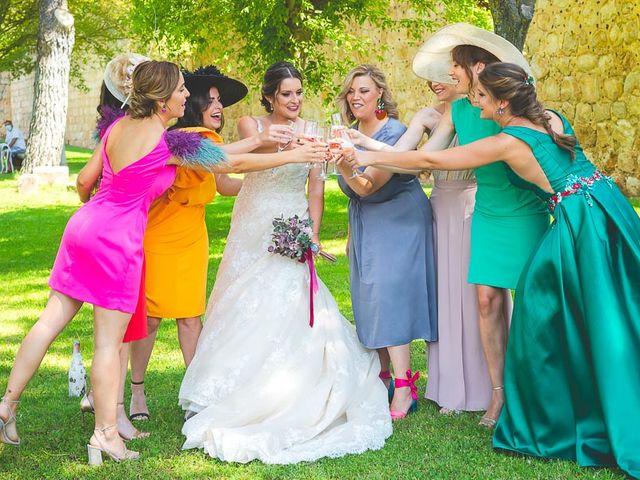 La boda de Saul y Rocío en Almazan, Soria 40