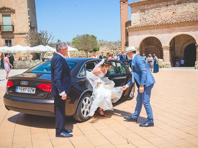 La boda de Saul y Rocío en Almazan, Soria 43