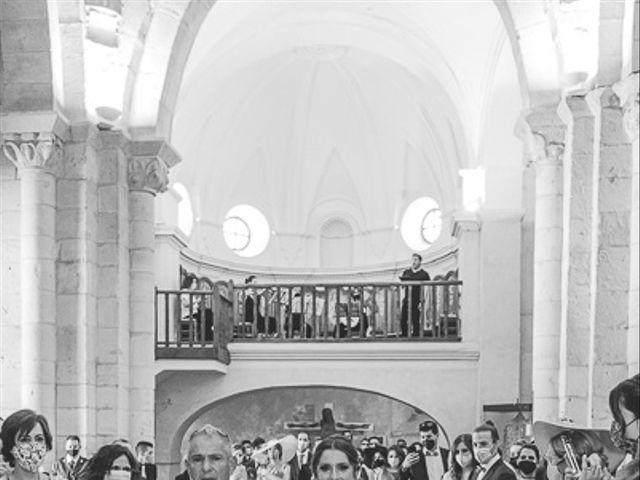 La boda de Saul y Rocío en Almazan, Soria 44