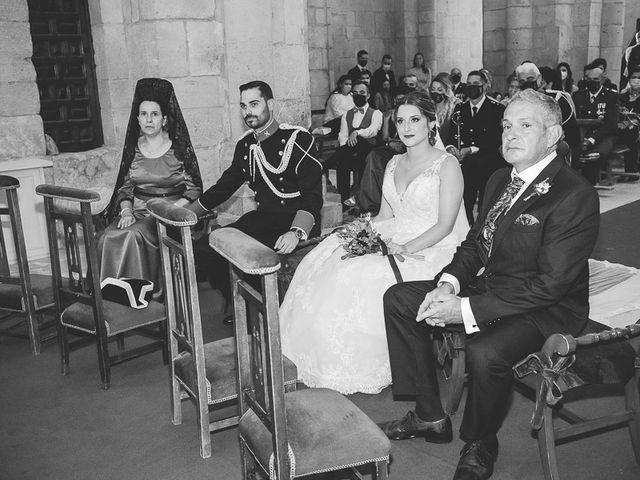 La boda de Saul y Rocío en Almazan, Soria 46