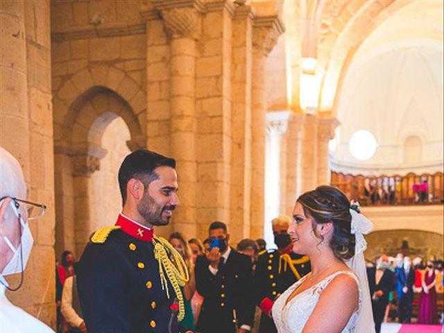 La boda de Saul y Rocío en Almazan, Soria 47