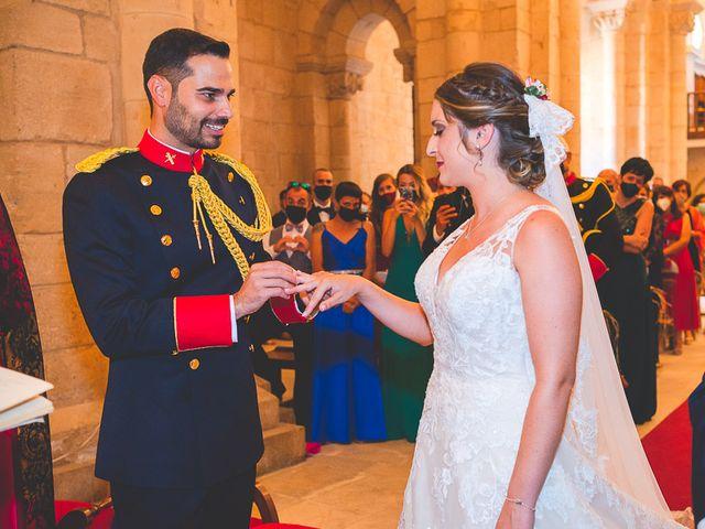 La boda de Saul y Rocío en Almazan, Soria 48